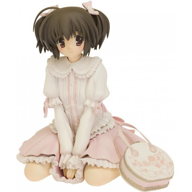 To Heart 2 1/7 Scale Pre-Painted PVC Figure: Yuzuhara Konomi (Amaloli Version)