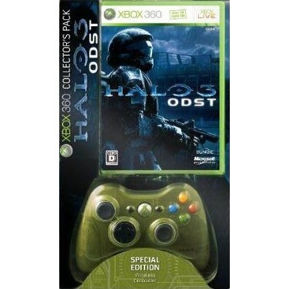 Halo 3: ODST [Collector's Pack]