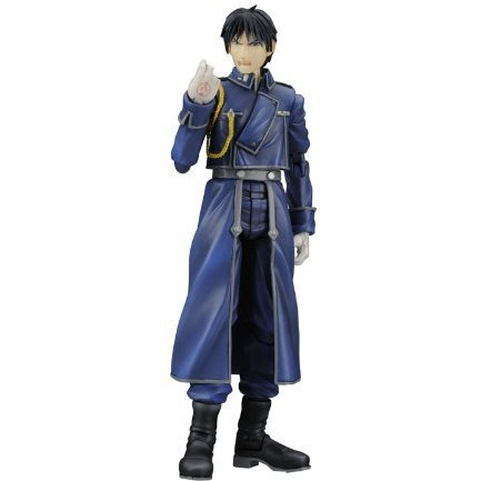 Fullmetal Alchemist Play Arts Kai Non Scale Pre-Painted Figure: Roy Mustang