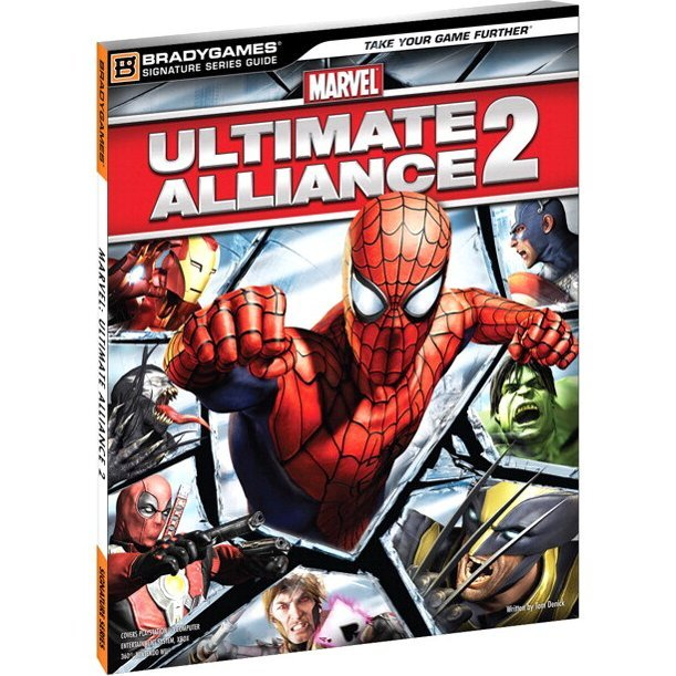 Marvel Ultimate Alliance 2 Signature Series Strategy Guide