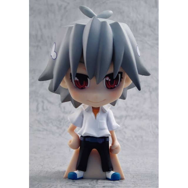 Neon Genesis Evangelion Deformation Maniac Collection 3 Pre-Painted Figure: Kaworu