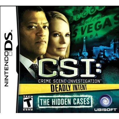 CSI: Deadly Intent - The Hidden Cases