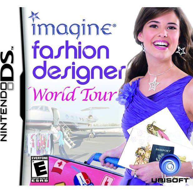 Imagine Fashion Designer World Tour Game Free Download