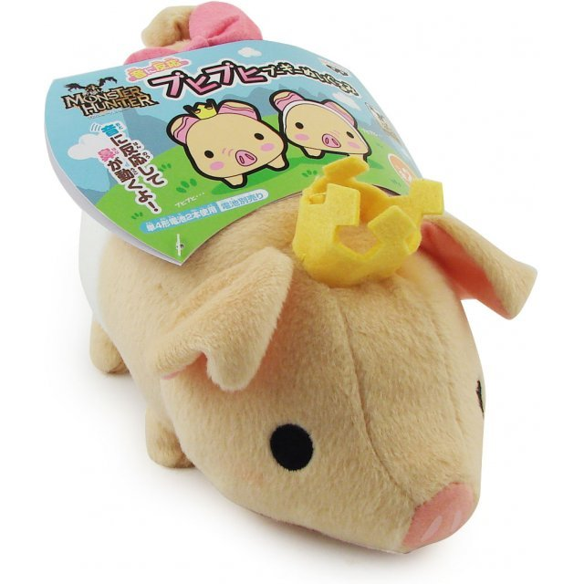 Monster Hunter Pugi Plush Doll Version A