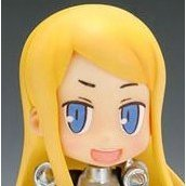 Labyrinth of Yggdrasill Pre-Painted PVC Figure: Paladin Girl Nano