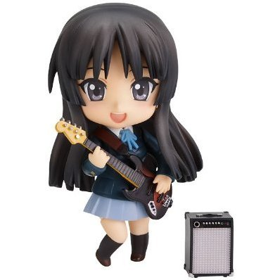Nendoroid No. 082 K-ON!: Akiyama Mio (Re-run)