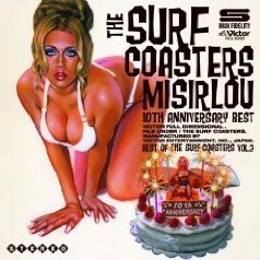 The Surf Coasters Golden Best