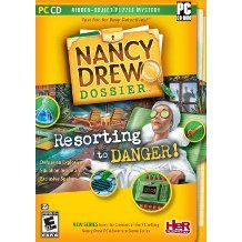 Nancy Drew Dossier: Resorting to Danger (DVD-ROM)
