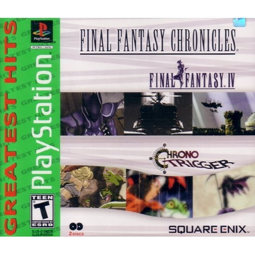 Final Fantasy Chronicles (Greatest Hits) Crack cover