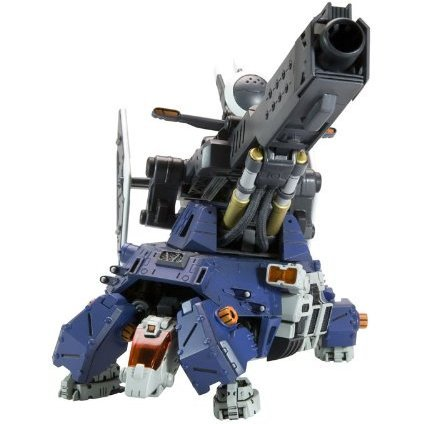 Zoids 1/72 Scale Pre-Painted Plastic Model Kit: RZ-013 Buster Tortoise (Re-run)
