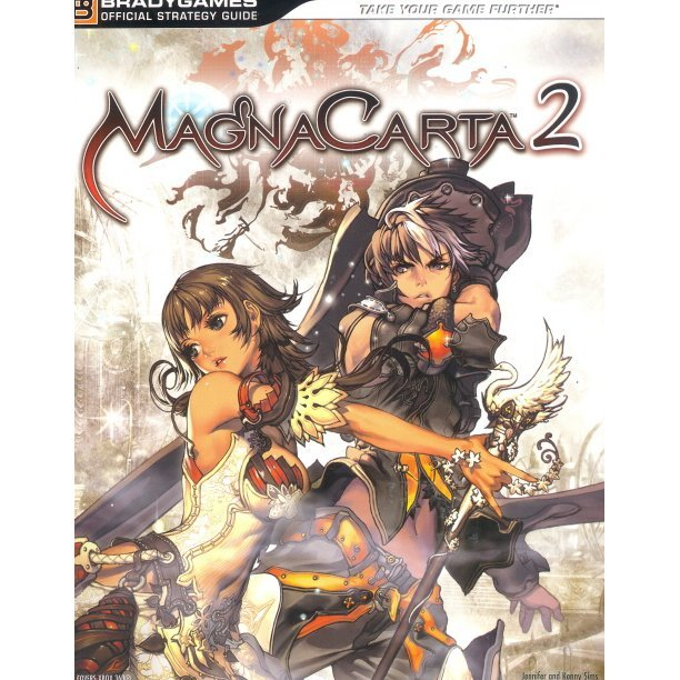 Magna Carta 2 Official Strategy Guide