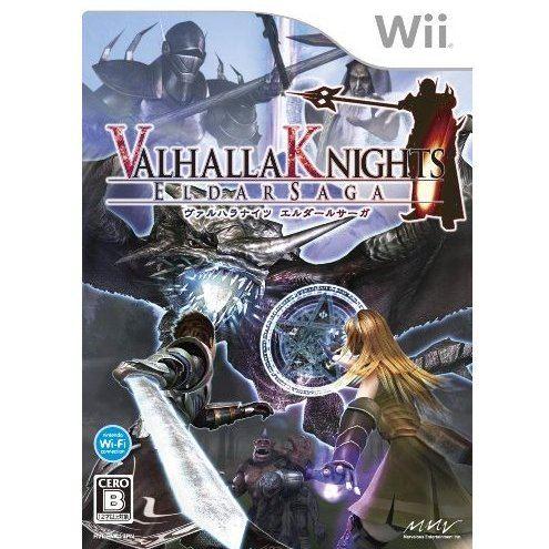 valhalla knights eldar saga wii ntsc