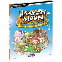 Harvest Moon: Sunshine Islands Official Strategy Guide