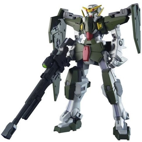 Gundam Mobile Suit GNW-002 Pre-Painted Figure: Dynames