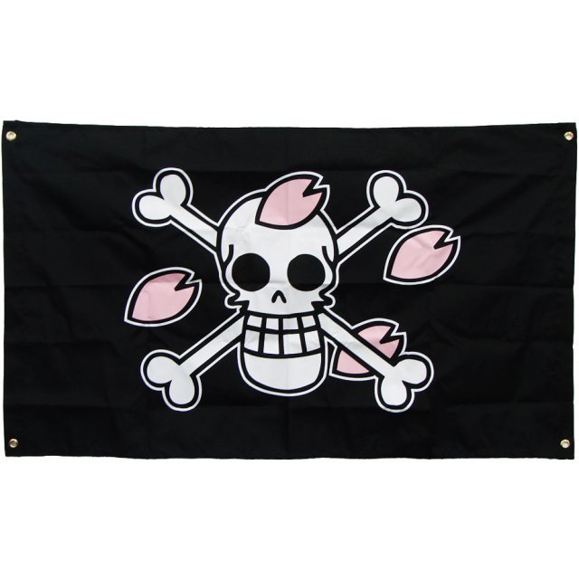 One Piece 10th Anniversary Pirate Flag: Chopper Flag