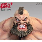 Street Fighter 2 Pre-Painted Statue: Zangief