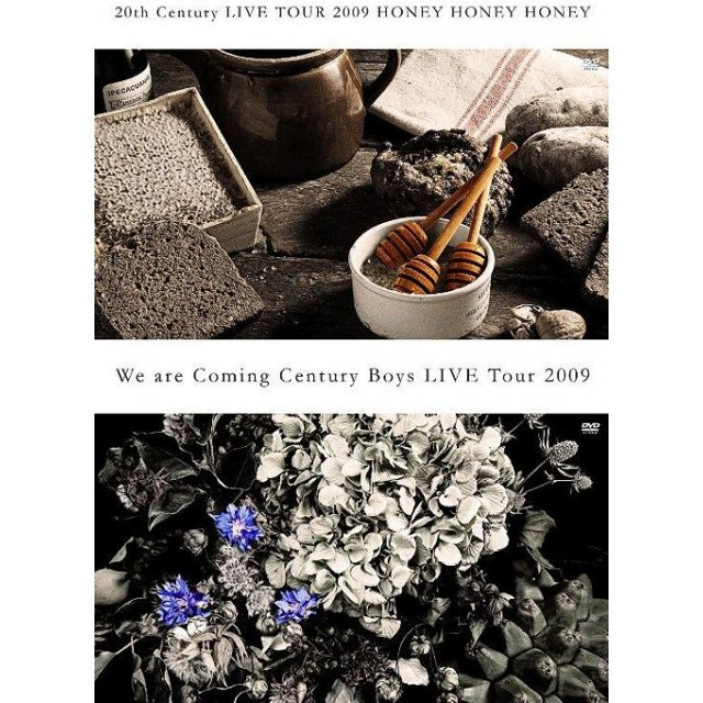 20th Century Live Tour 2009 Honey Honey Honey / We Are Coming Century Boys Live Tour 2009