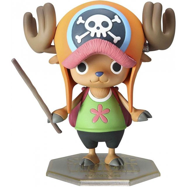 Excellent Model One Piece Neo-DX - Portraits of Pirates 1/8 Scale Pre-Painted Figure: Tony Tony Chopper (Strong Version)(Re-run)