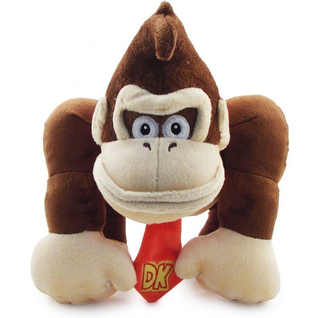 Super Mario Plush Series Plush Doll: Donkey Kong