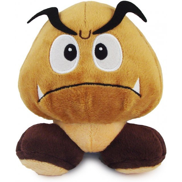 Super Mario Plush Series Plush Doll: Goomba
