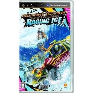 MotorStorm: Raging Ice