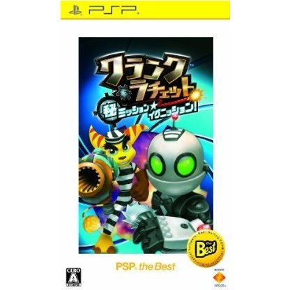 Ratchet & Clank: Maru Hi Mission * Ignition (PSP the Best)