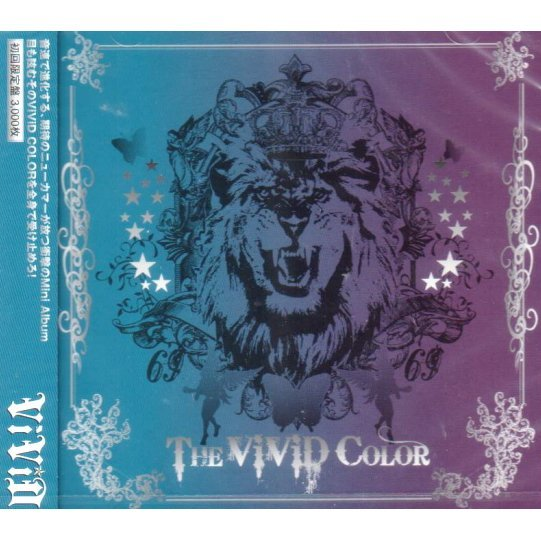 The Vivid Color [CD+DVD Limited Edition]
