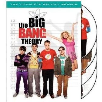 Big Bang Theory [Season 2]