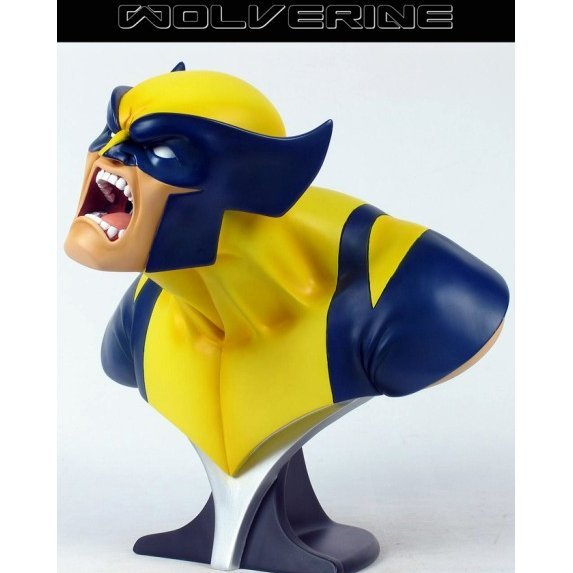 Wolverine And The X-Men Animated Series 1/2 Scale - Wolverine Bust