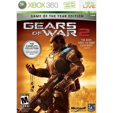 Gears of War 2 (Game of the Year Edition)