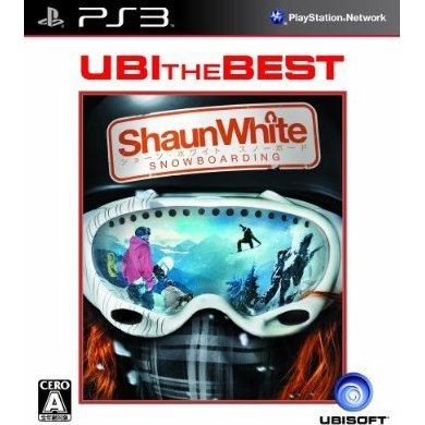 Shaun White Snowboarding (UBI The Best)