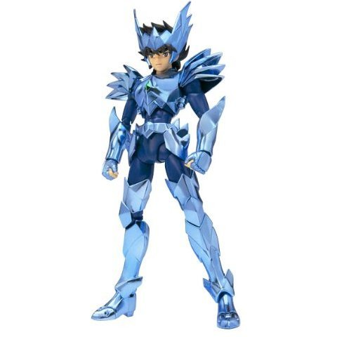 Saint Seiya Saint Cloth Myth Pre-Painted Action Figure: Seiya Oden Robe