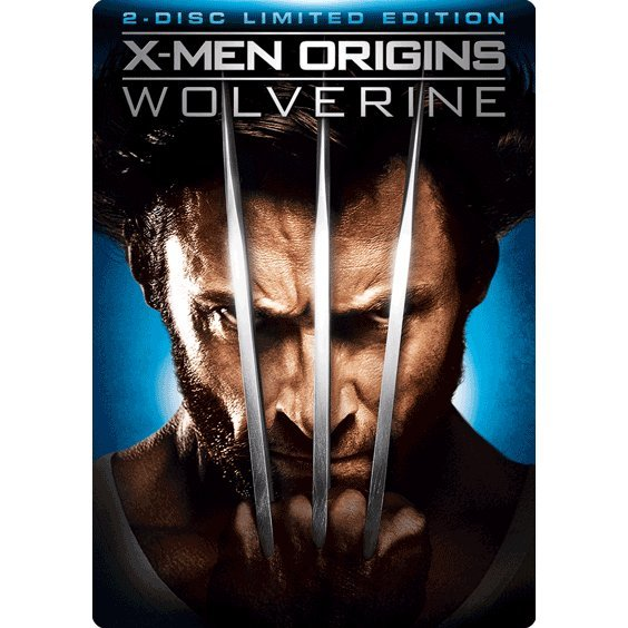 X-Men Origins: Wolverine [2-Disc Limited Iron Pack Edition]