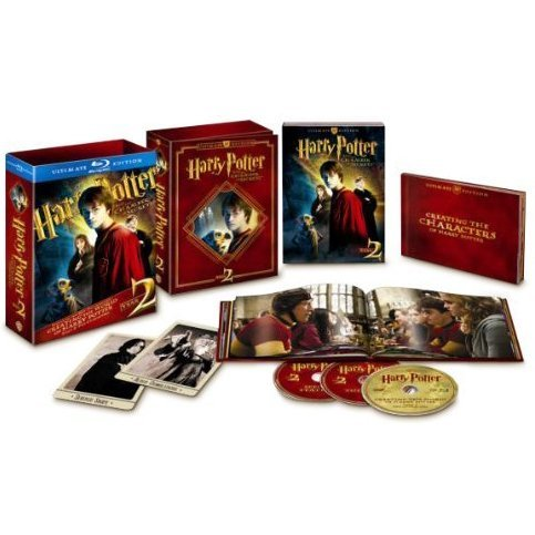 Harry Potter And The Chamber Of Secrets Ultimate Edition [Limited Edition]