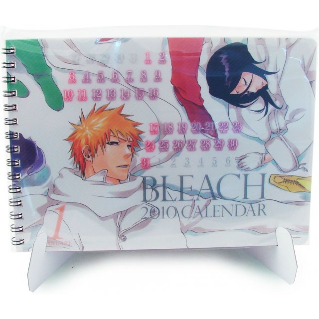 Comic Special Calendar 2010: Bleach