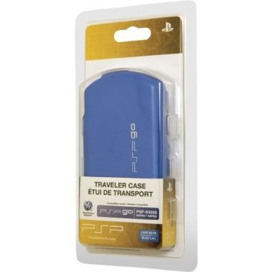 PSP PlayStation Go Protective Case (Blue)