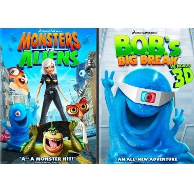 Monsters Vs. Aliens [2-Discs Limited Edition]