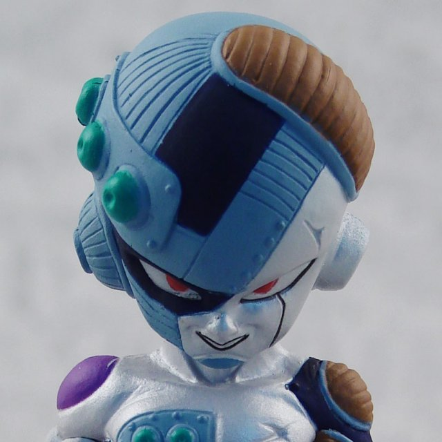 Dragon Ball Z World Collectible Vol. 5 Mini Figure: Mecha Freezer (DBZ036)