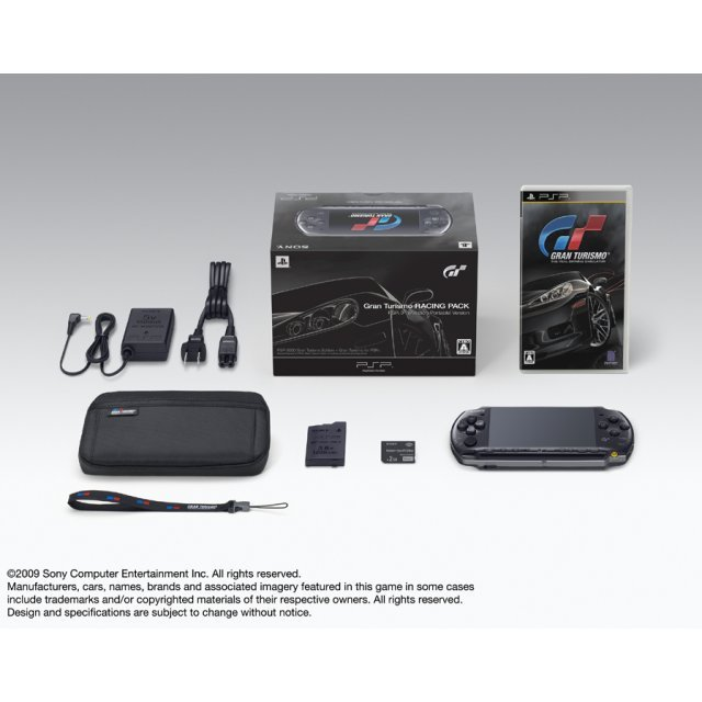 Gran Turismo Racing Pack (PSP-3000 Bundle)