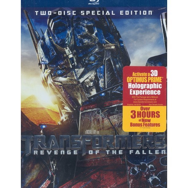 Transformers: Revenge of The Fallen [Special Edition]