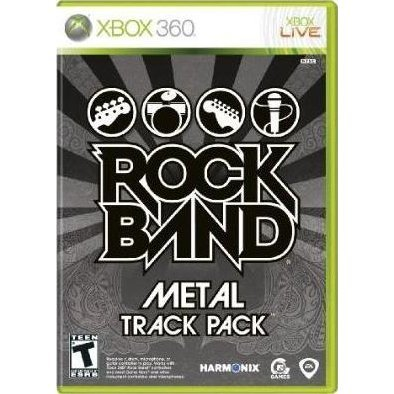 Rock Band: Metal Track