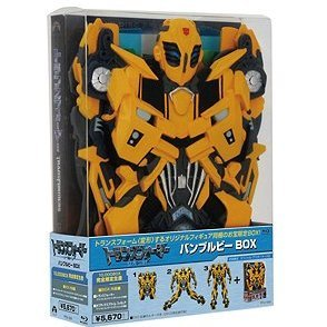 Transformers: Revenge Of The Fallen Bamblebee Box [Limited Edition]