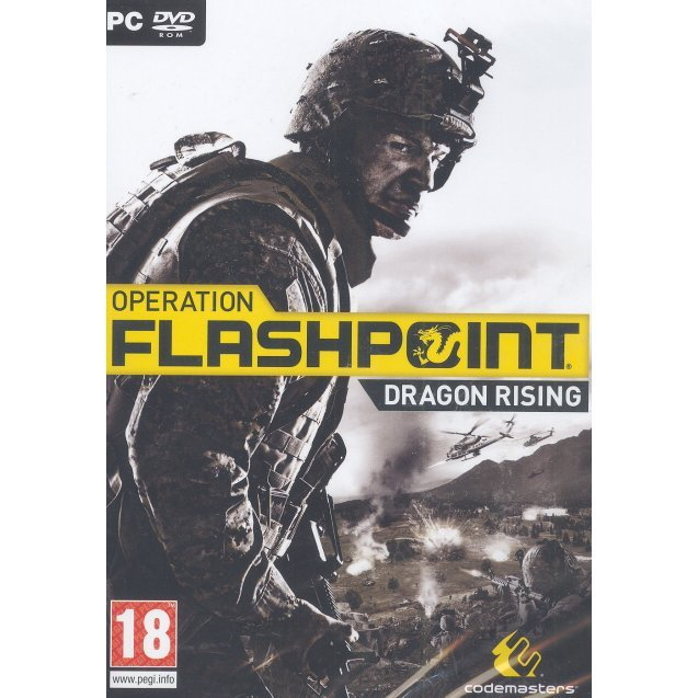 Operation Flashpoint: Dragon Rising (DVD-ROM)