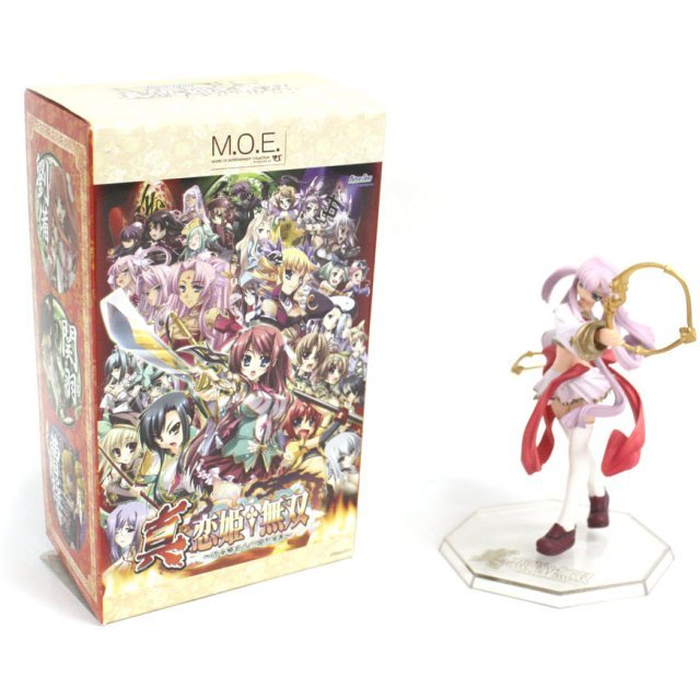 Shin Koihime Musou Non Scale Pre-Painted Trading Figure