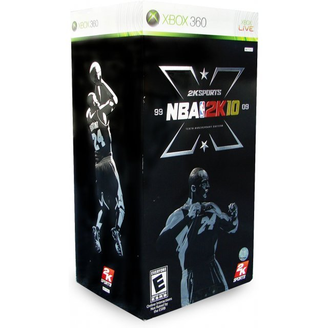 NBA 2K10 [Anniversary Edition]