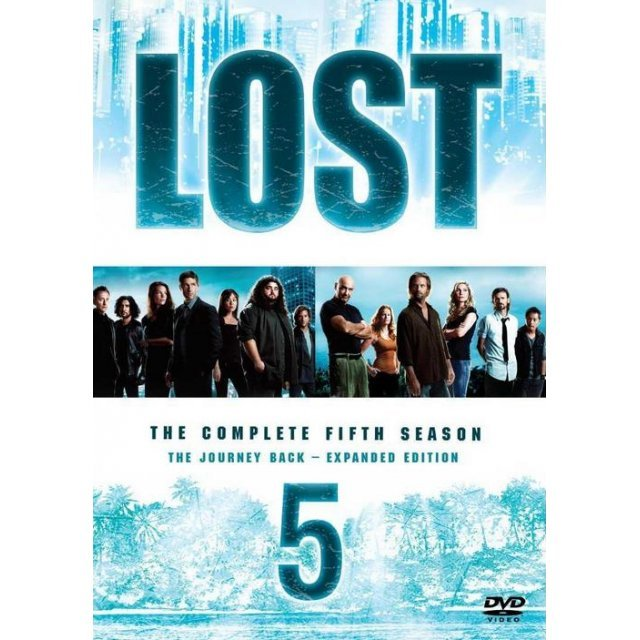 LOST: The Complete Fifth Season - The Journey Back - Expanded Edition [5-Disc Set]