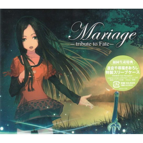 Mariage - Tribute To Fate