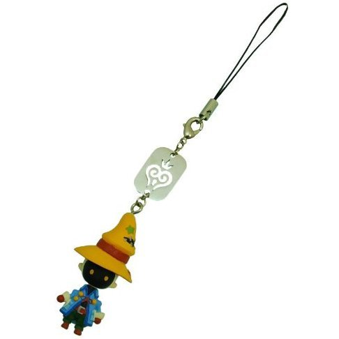 Square Enix Kingdom Hearts Avatar Mascot Phone Strap Vol.2: Vivi