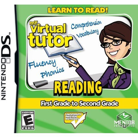 My Virtual Tutor: Reading First to Second Grade