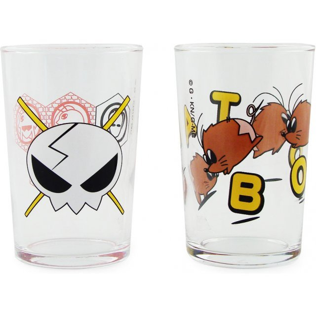 Gurren Lagaan Pre-Painted Glass Set (Type A)